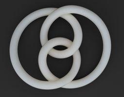 3D print model Math Object 0048