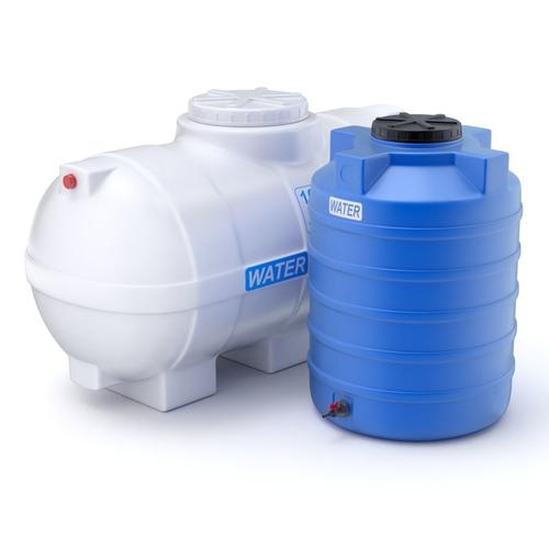 3d Plastic Water Storage Tanks Cgtrader