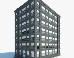 City Building 1 3D