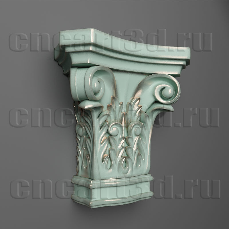 Capital Pillar Head