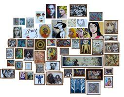 3D asset Photo Frames Collection