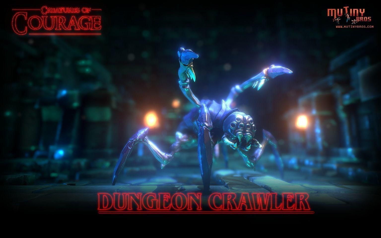 Creatures of Courage - Dungeon Crawler