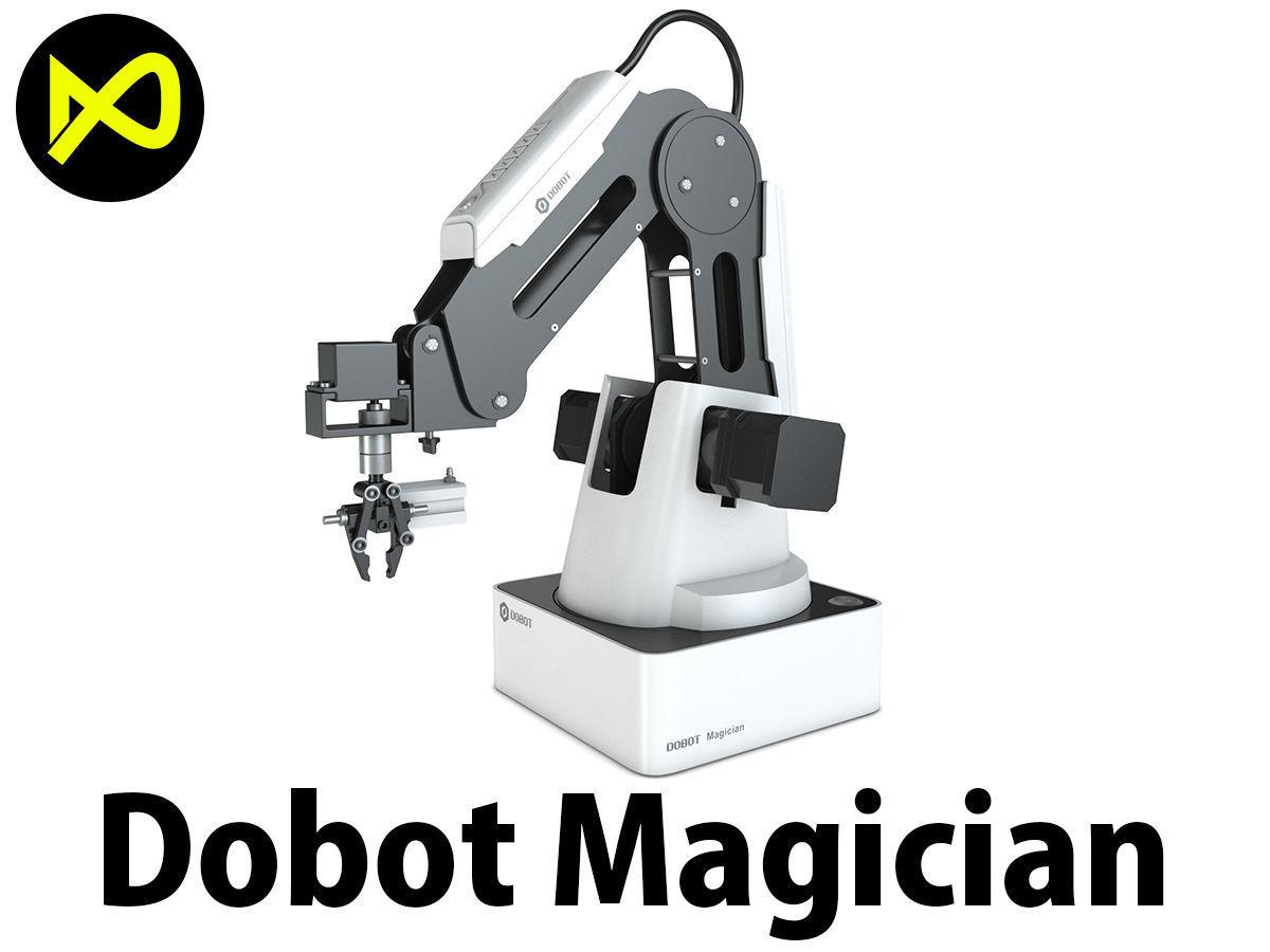 Dobot Magician Smart Robotic Arm