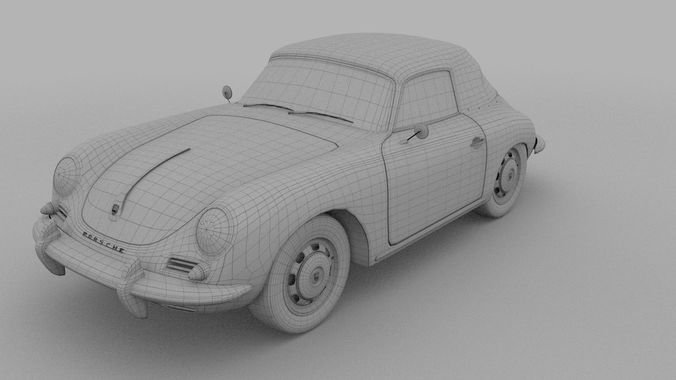 3d Model Car Collection Vol 1 Cgtrader