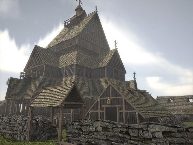 Viking Church