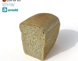 3D photogrammetry bread