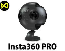 3D Insta360 Pro 360 Degree Camera
