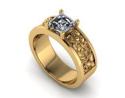 Ring R0548 3D print model