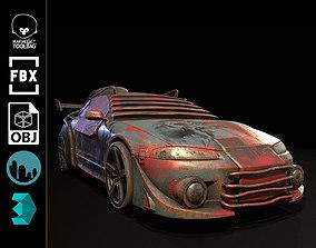 eclipse 3D model civilian