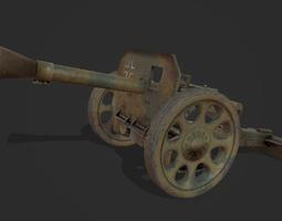 3D asset Raketenwerfer 43
