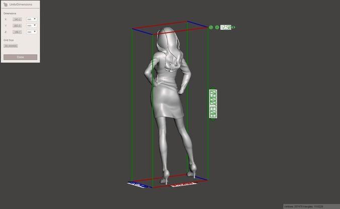 office-girl-wearing-uniforms-003-3d-mode