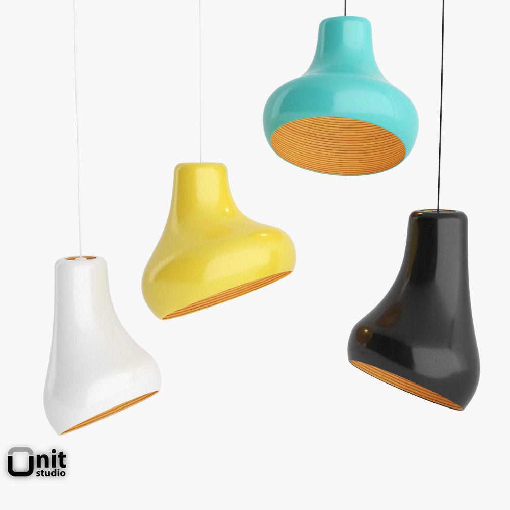 Samba pendant lamp by Hive