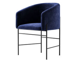3D model Covent Chair by New Works