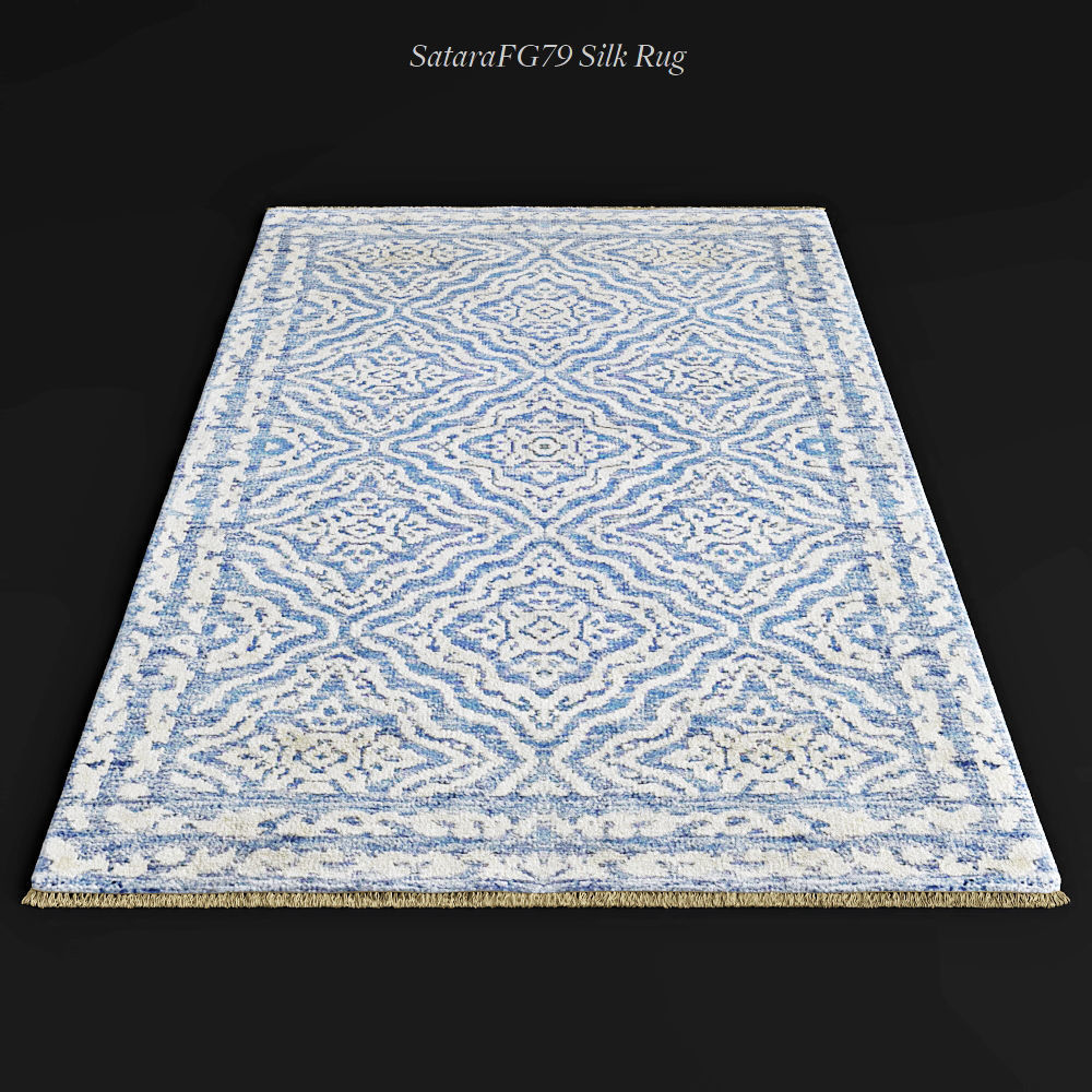 Satara FG79 Silk carpet