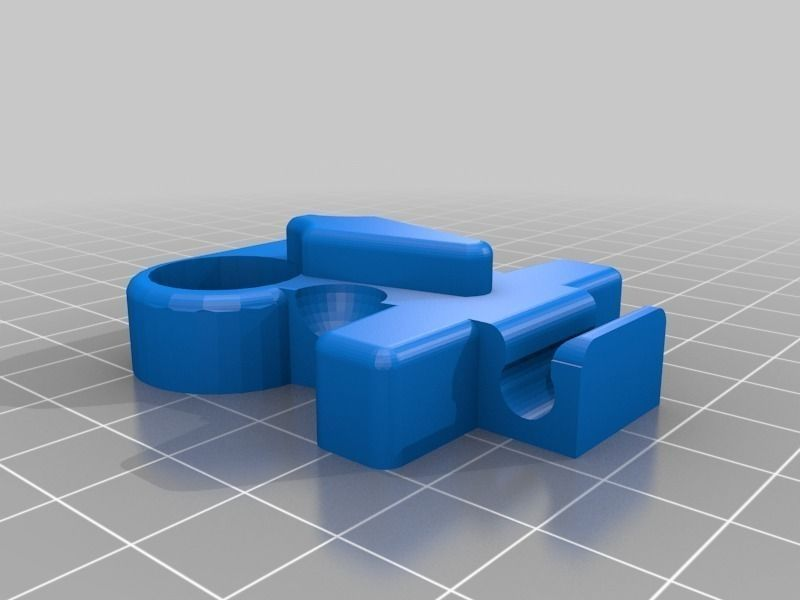 Apple Earbud Holder free 3D Model 3D printable DXF STL