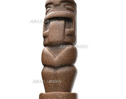 3D print model Ancient Totem