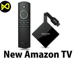 3D New Amazon Fire TV 2017