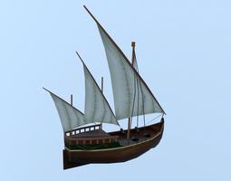 3D model FREE Ships