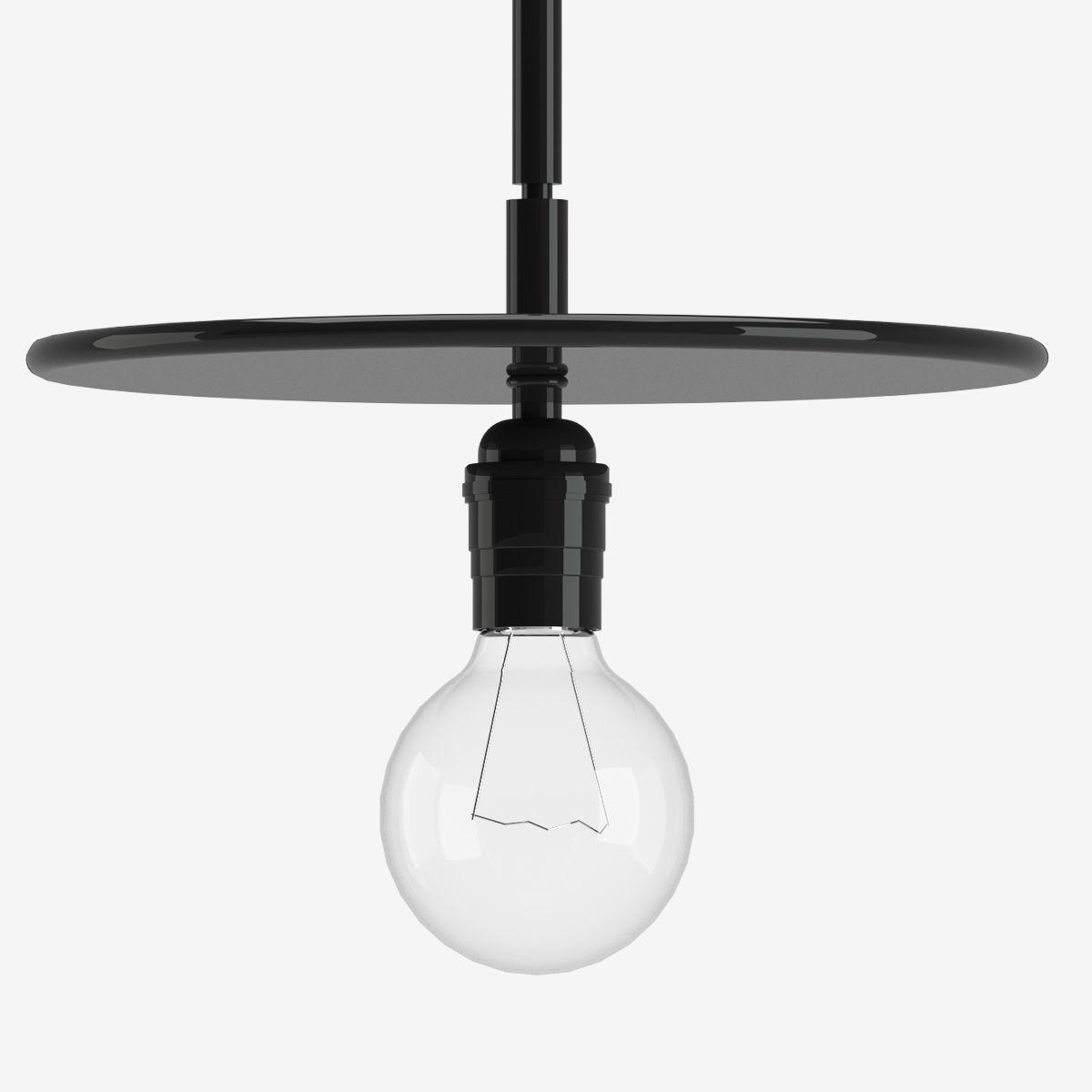 3d workstead black pendant cgtrader workstead black pendant 3d model max obj fbx mtl 4 arubaitofo Choice Image
