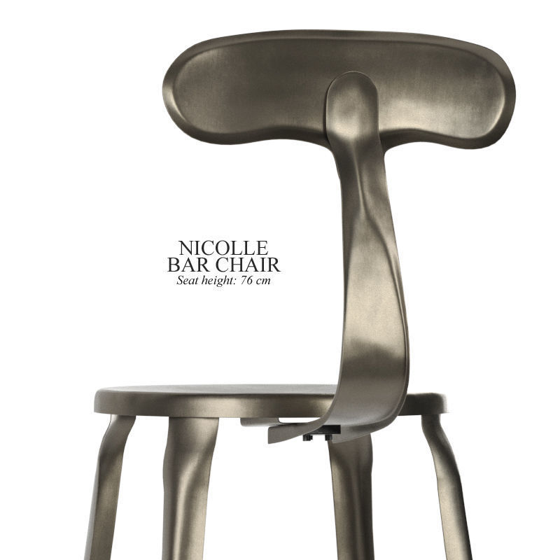 industrial stools and chairs 3d cgtrader
