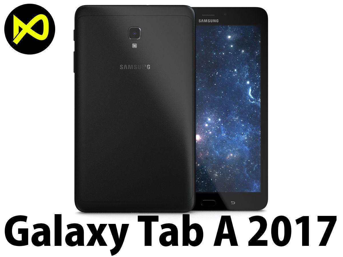 Samsung Galaxy tab A 8 2017 Black