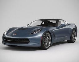 Chevrolet Corvette 2014 3D