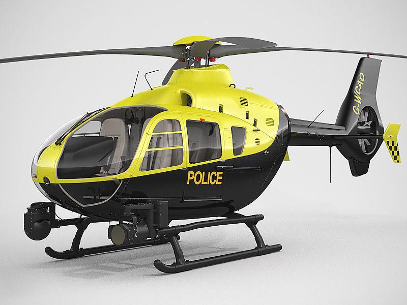 Eurocopter EC135 Police