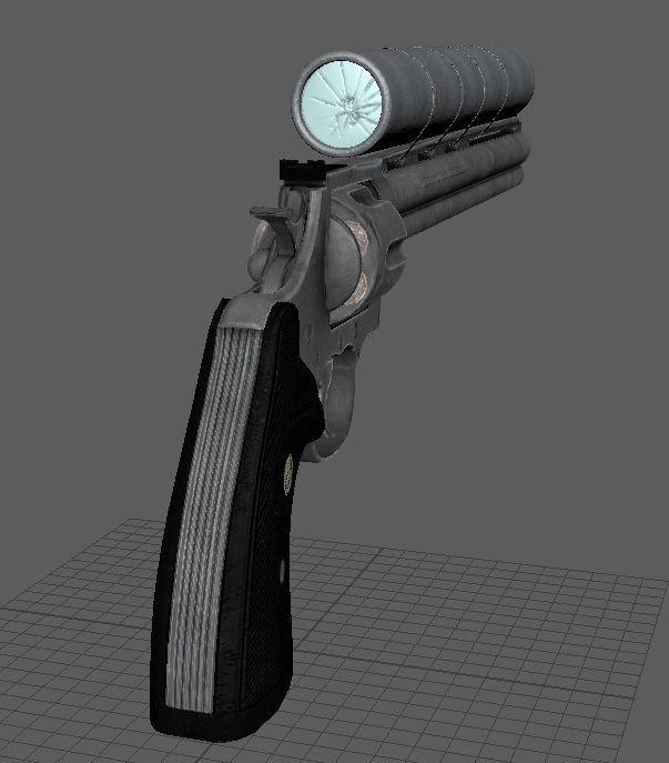 Custom Python Revolver
