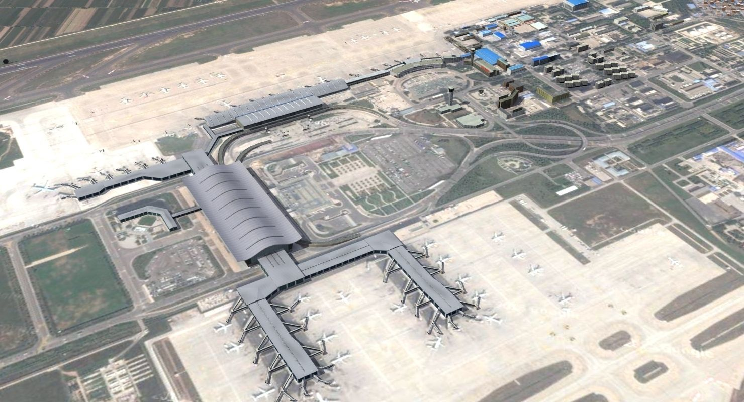 Xian International Airport China