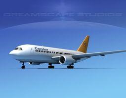 Boeing 767-200ER Condor 3D