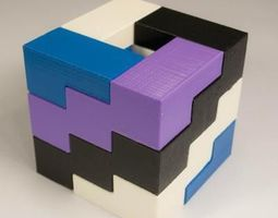 3D printable model Domino Tower