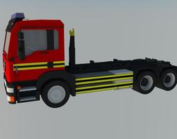 Track MAN 3D model