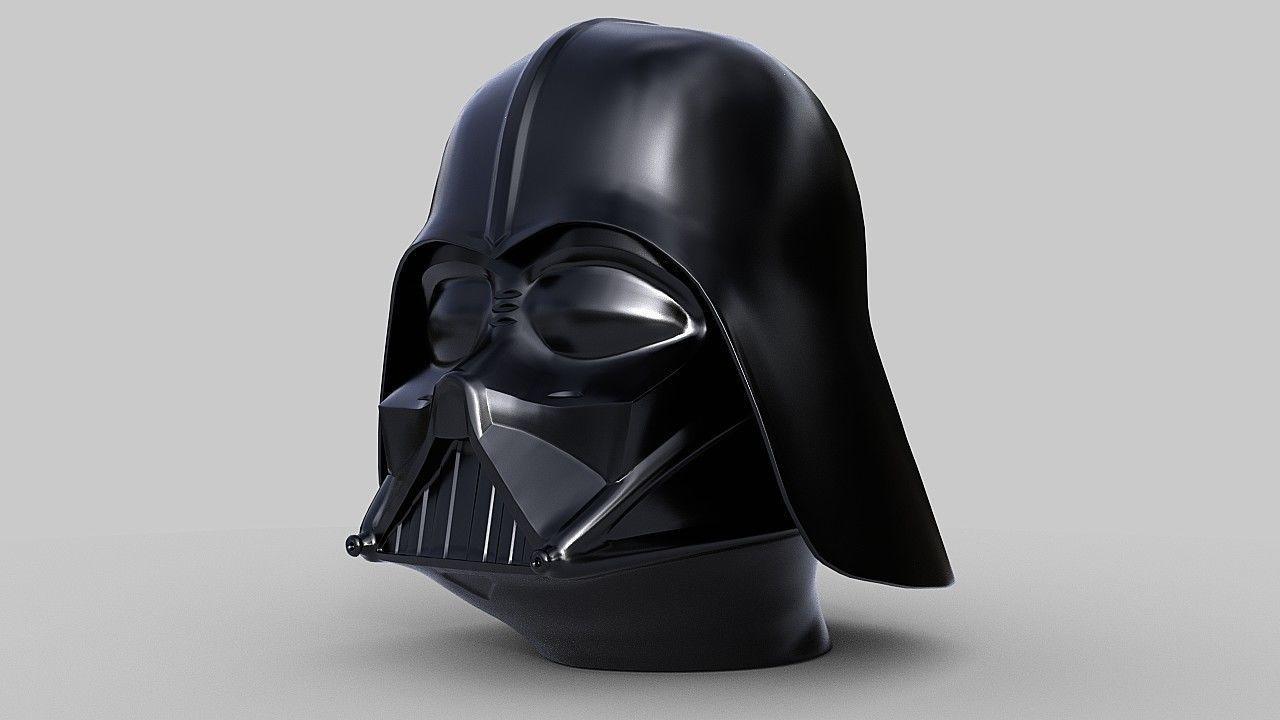 Darth Vader Helmet 3d Print File