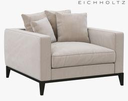 3D fabric Eichholtz Chair Principe