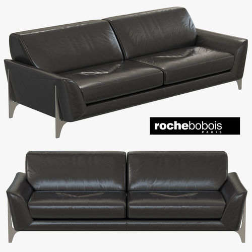 Roche Bobois Reflexion Large 3 Seat Sofa Model Max Obj Mtl S Fbx 1