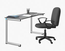 3D Teacher Table