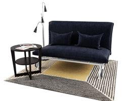 Set IKEA 3D model