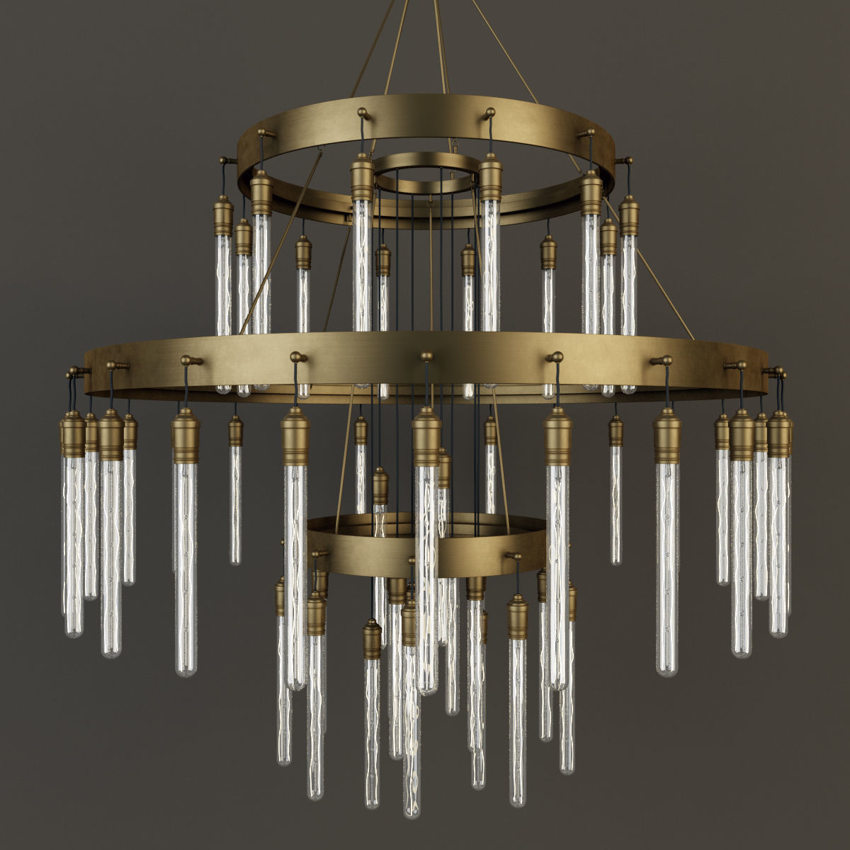 Rh axis three tier chandelier 3d cgtrader rh axis three tier chandelier 3d model max obj 1 mozeypictures Images