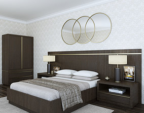 3D RH Bezier Bed Collection