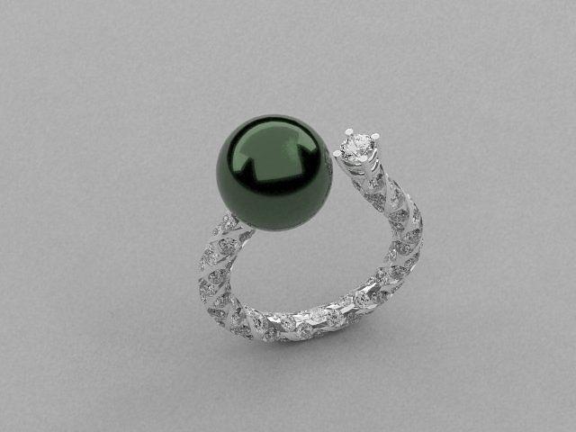lollipop ring 1 3d model stl 1
