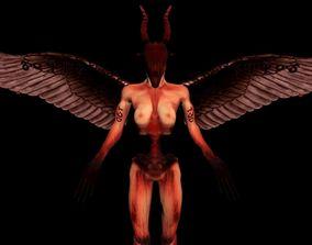Incubus - Samael- Silent Hill 1 Remastered 3D asset