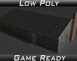 House 11 3D asset