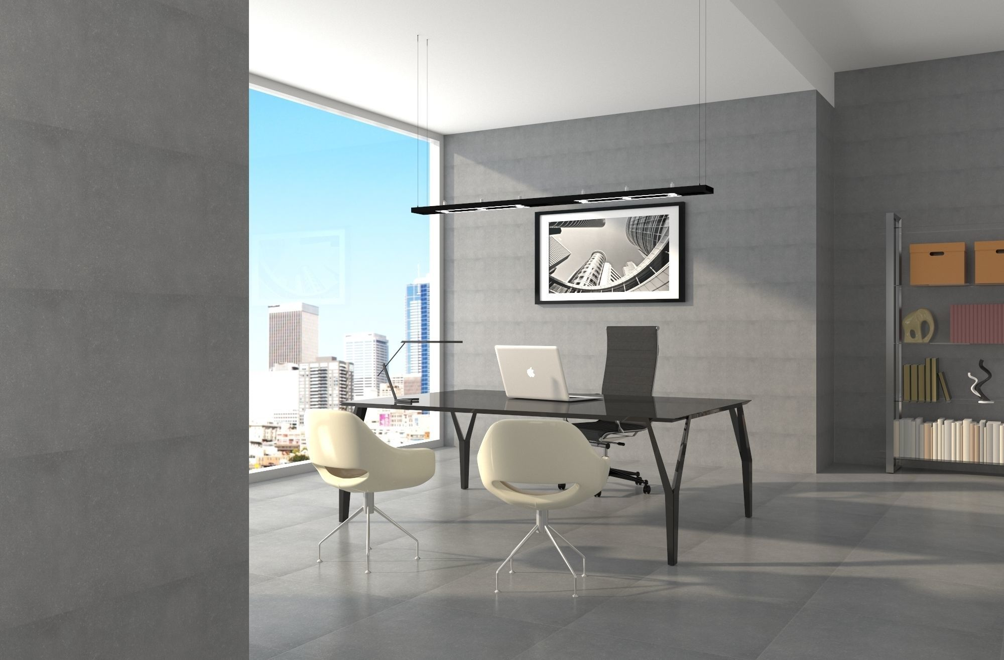 the boss office 3ds max version