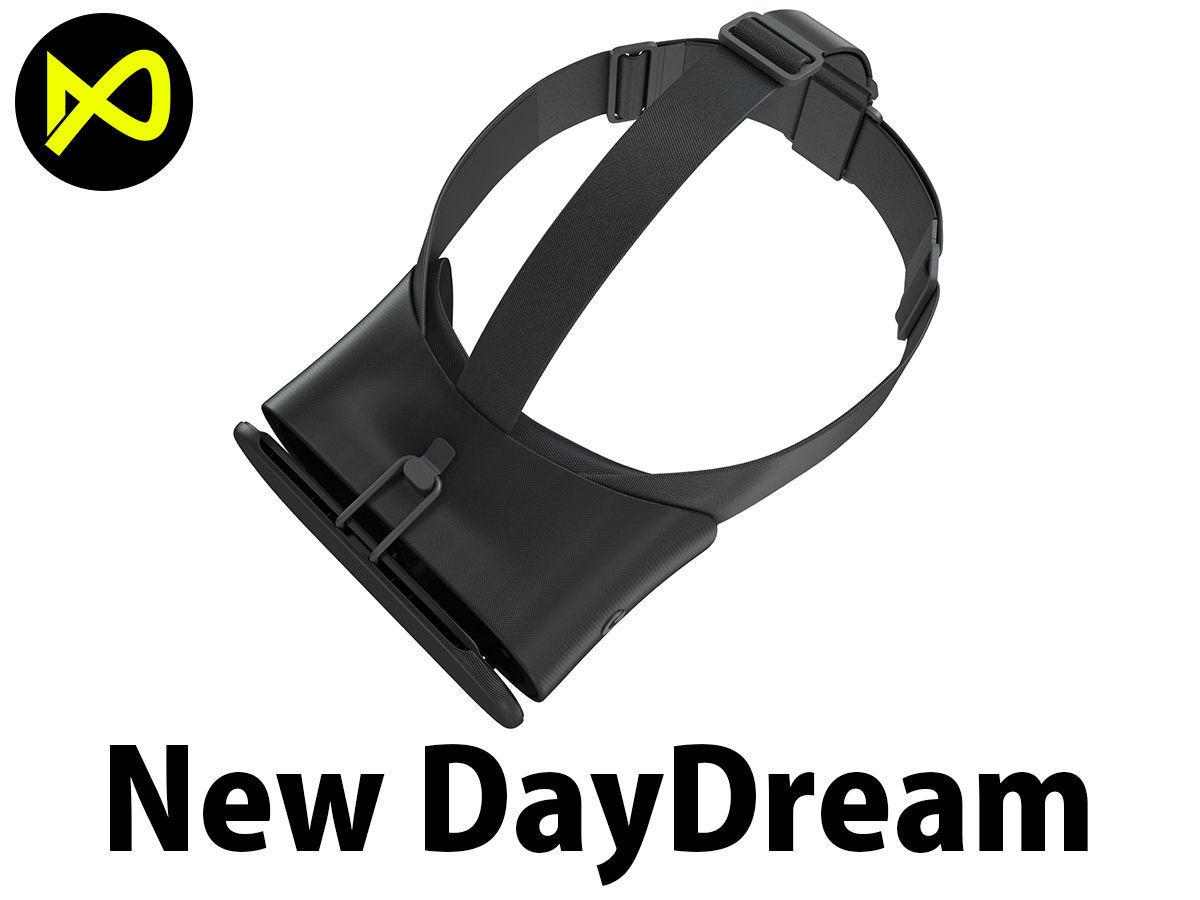 New Google Daydream View VR 2017 Headset