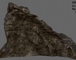 mountain 6 3D model
