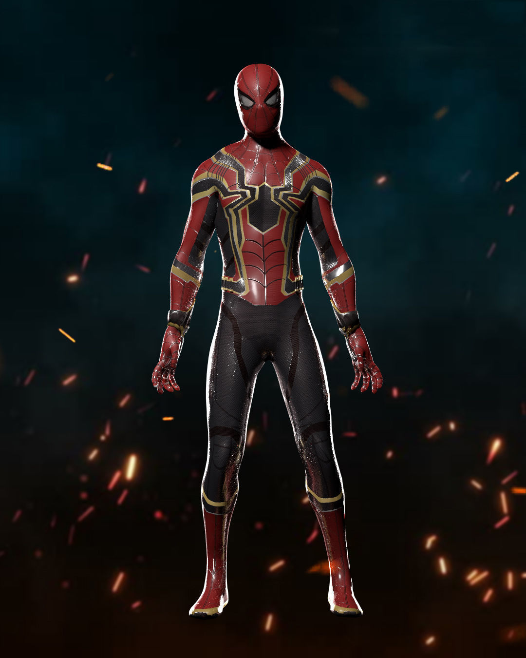Iron Spiderman | www.pixshark.com - Images Galleries With ...
