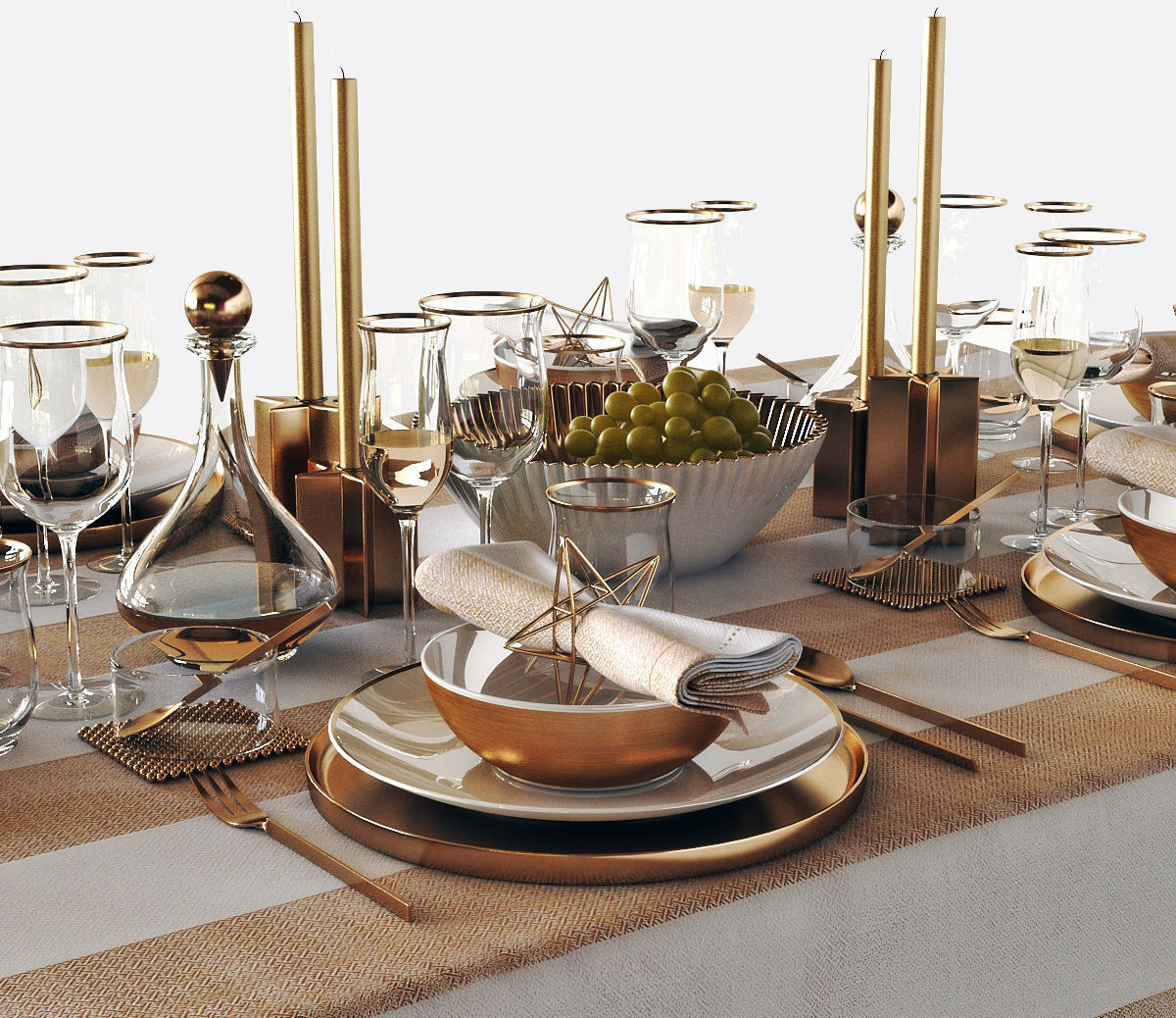 Table setting 05