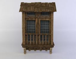 3d model window realtime