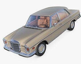 Mercedes-Benz 300SEL 3D