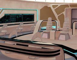 Wilbur Bridge for Poser 3D model